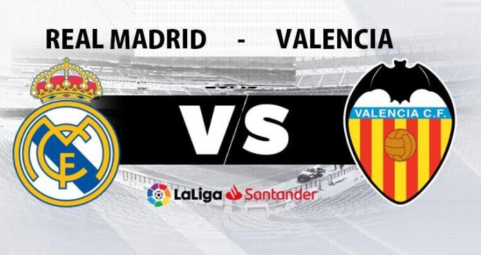 Alineación Real Madrid-Valencia Jornada 29   La Liga 2020