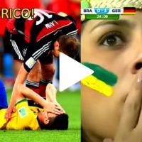 Mundial 2014: A 6 años del humillante 7-1 de Alemania sobre Brasil