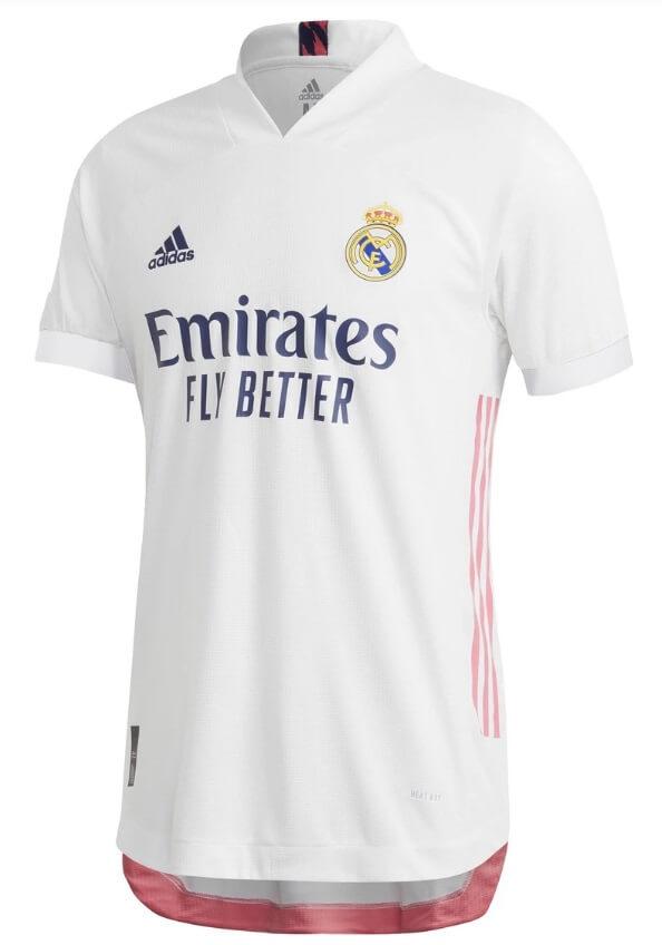 Camiseta Real Madrid 2020-2021 primera equipacion