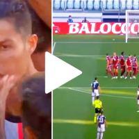 Golazo de Cristiano Ronaldo de Tiro Libre ante el Torino