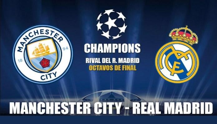 Champions: El Madrid jugará en Manchester y el Barça en el Camp Nou