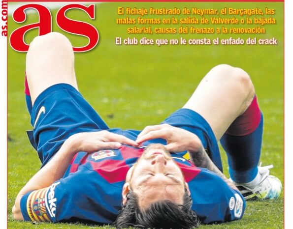 Portadas Diarios Deportivos Sábado 4/07/2020