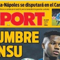 Portadas Diarios Deportivos Viernes 31/07/2020 | Marca, As, Sport, Mundo Deportivo