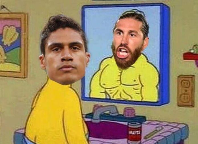 Memes Manchester City-Real Madrid Octavos Champions 2020