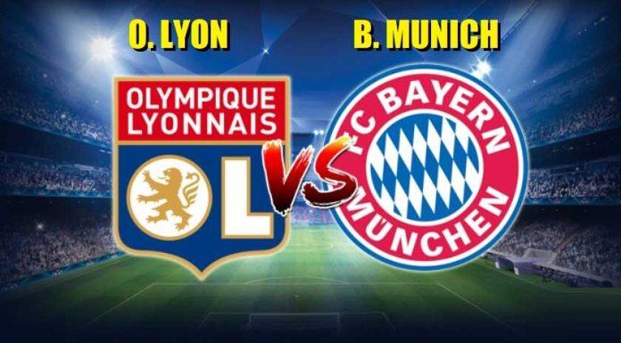 Alineación Olympique Lyon-Bayern Munich | Horarios y TV