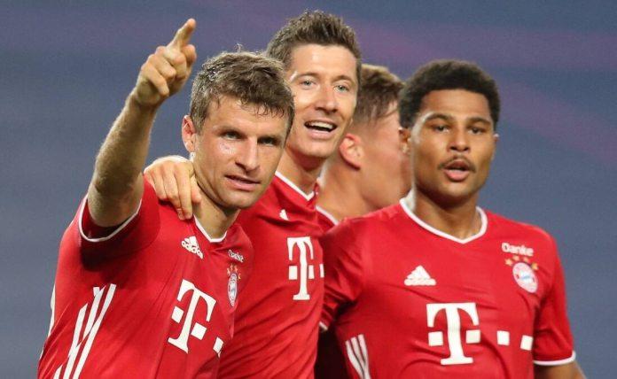 El Bayern liquida 3-0 al Lyon y jugará la final ante el PSG