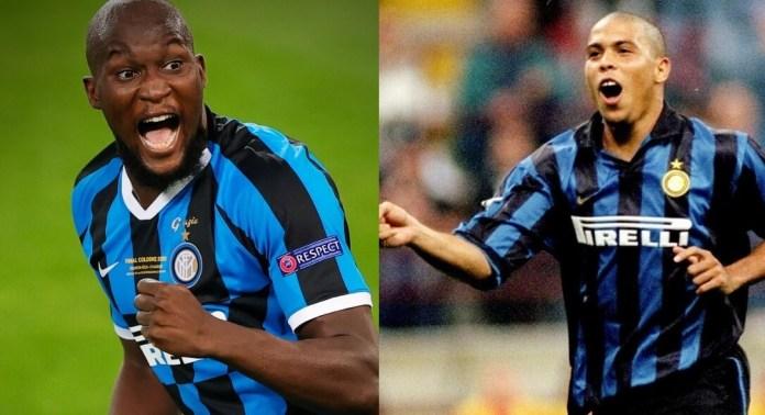 Lukaku iguala el Récord de goles Ronaldo Nazario en el Inter