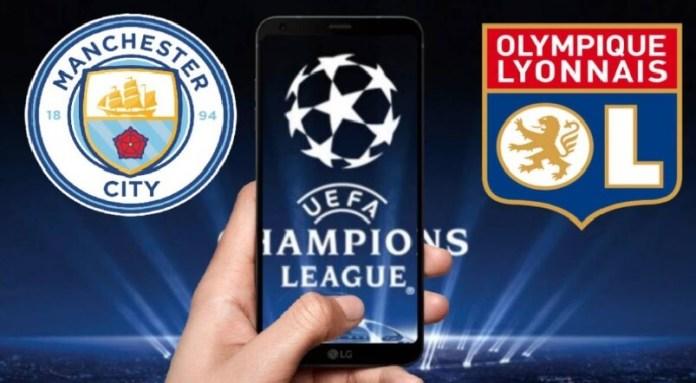 Alineación Manchester City-Olympique Lyon | Horarios y TV