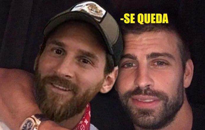 Messi se va del Barça y los Memes incendian las redes