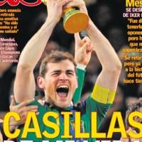 Portadas Diarios Deportivos Miércoles 5/08/2020 | Marca, As, Sport, Mundo Deportivo