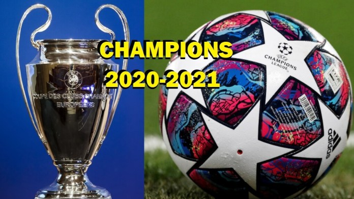 Champions League 2020-2021: Sorteo, Calendario y Equipos