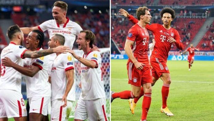 El Sevilla empata 1-1 con el Bayern en los 90'