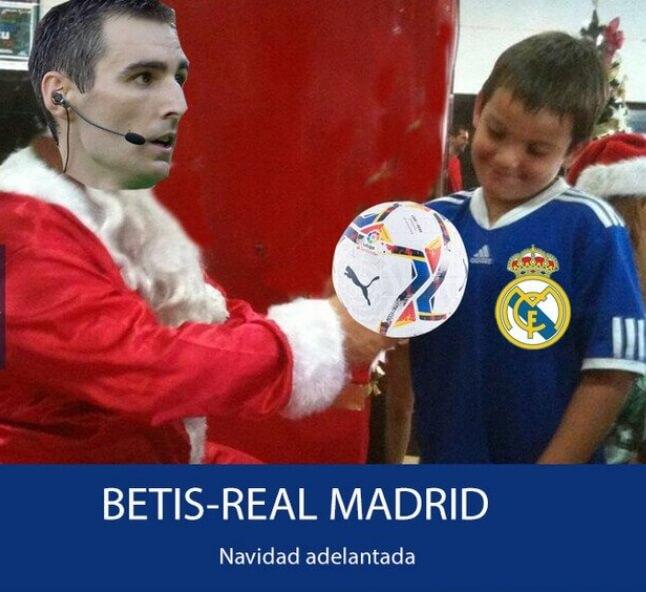 Memes Betis-Real Madrid 2020 | Los mejores chistes