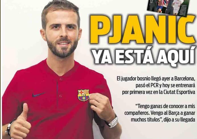 Portadas Diarios Deportivos Viernes 11/09/2020