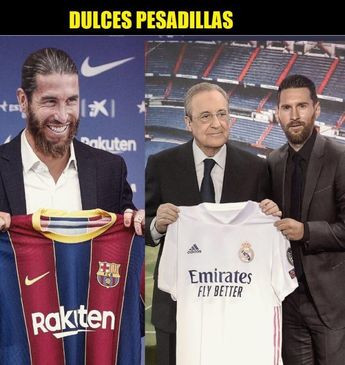 Memes Alavés-Barcelona 2020
