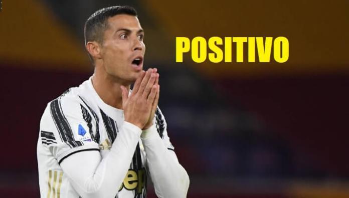 Cristiano Ronaldo Positivo en Coronavirus