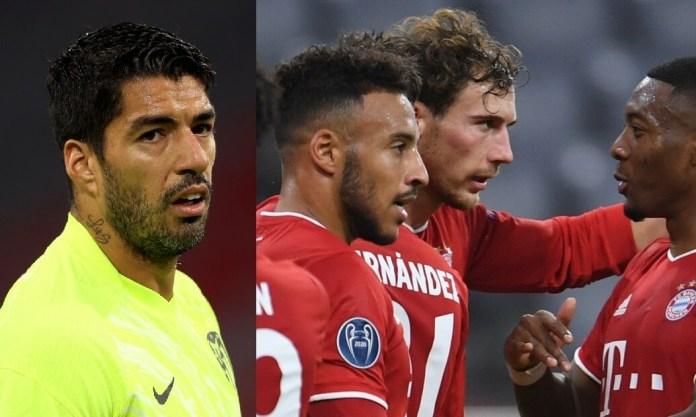 El Bayern liquida 4-0 al Atlético en Munich