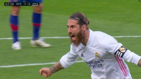 El Real Madrid resucita y vence 3-1 al Barça en el Camp Nou