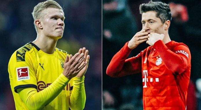 Goleadores Bundesliga 2020-2021