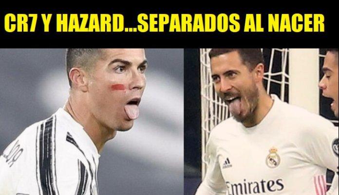 MEMES INTER REAL MADRID