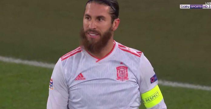 Sergio Ramos falla 2 penaltis ante Suiza