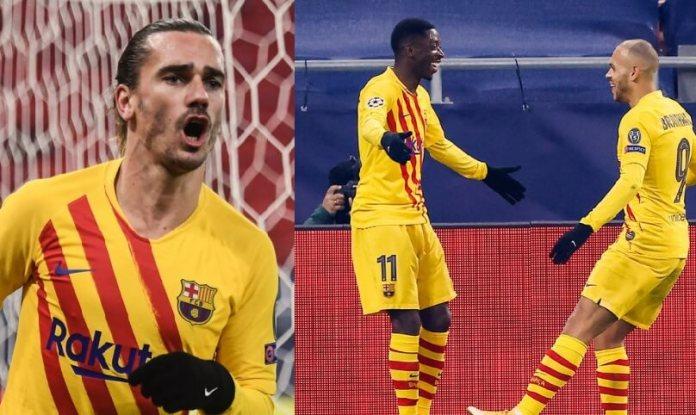 El Barça golea 3-0 al Ferencvaros en Budapest