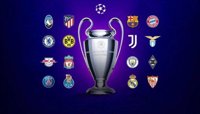 Sorteo Octavos Champions 2020-2021