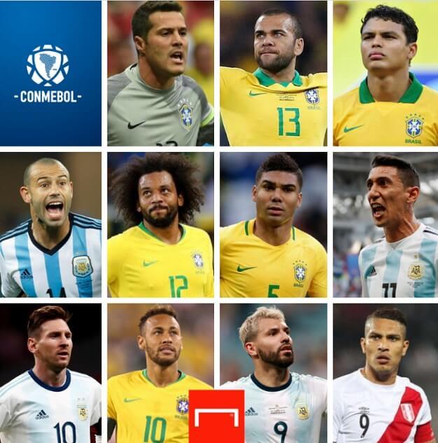 El Mejor equipo de la década 2011-2020 según la IFFHS