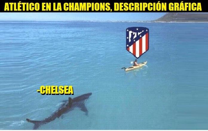 Memes Octavos Champions 2021 | Los mejores chistes
