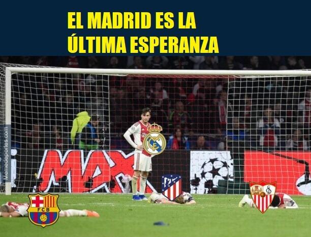 Memes Atalanta-Real Madrid Champions 2021