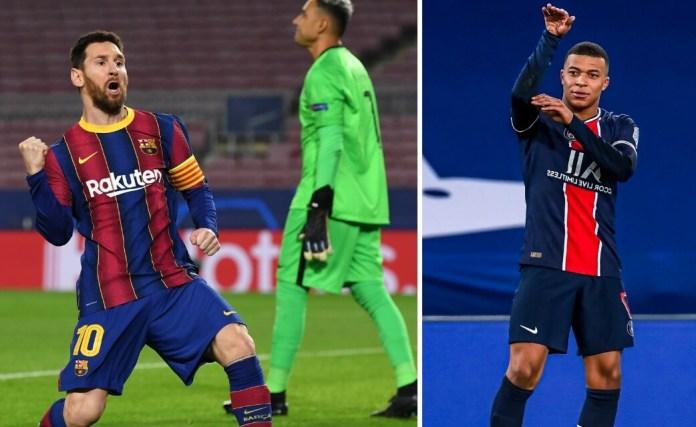Mbappé liquida al Barça en el Camp Nou