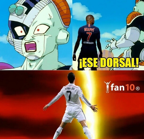 Memes Barcelona-PSG Champions 2021