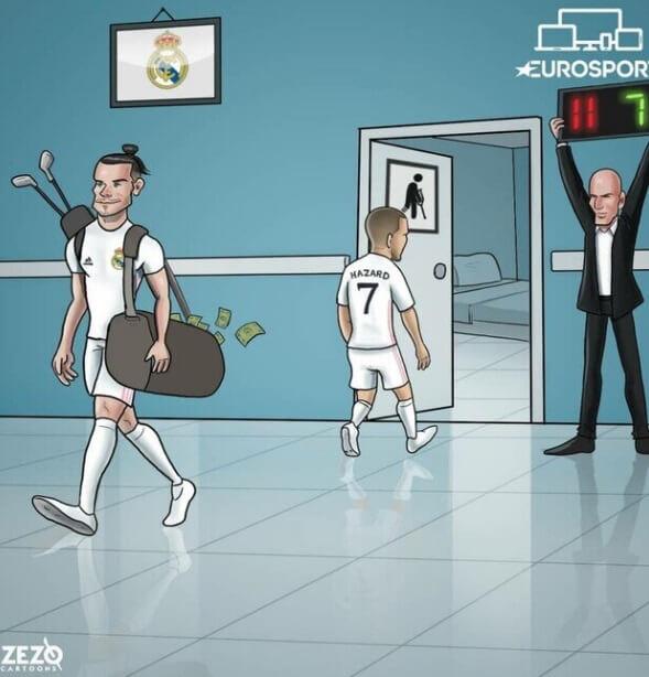 Memes Huesca-Real Madrid 2021