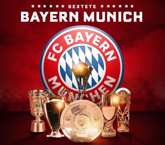 ¡El Bayern Múnich consigue el Sextete! HISTÓRICO!!