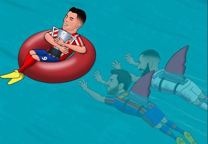 Memes Barcelona-Huesca 2021