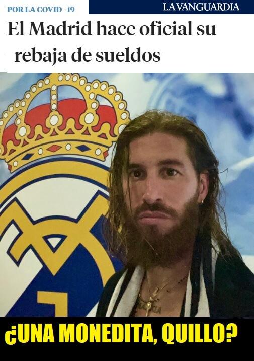 Memes Atlético-Real Madrid 2021