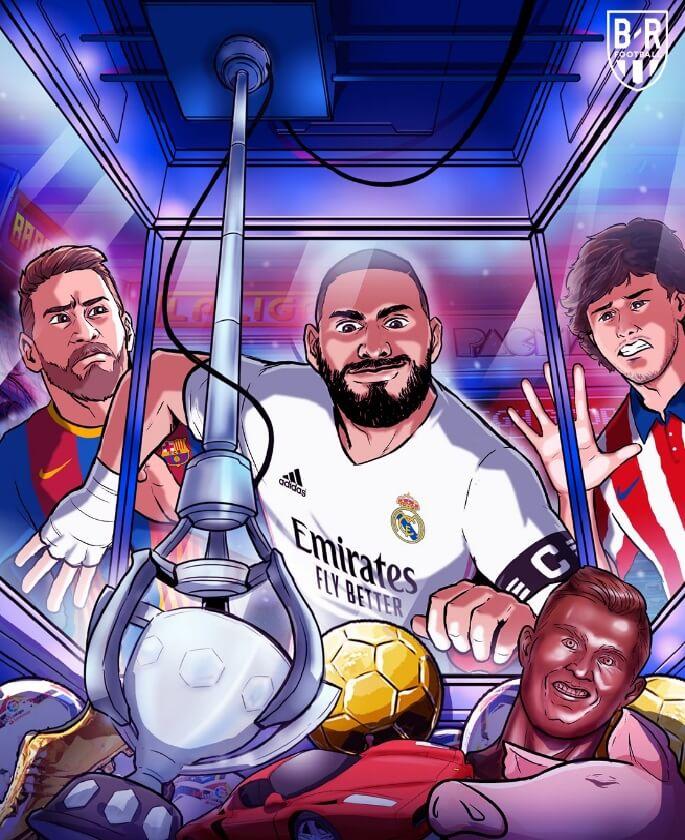 Memes Real Madrid-Barça 2021