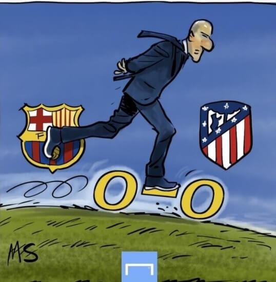 Memes Real Madrid-Sevilla 2021