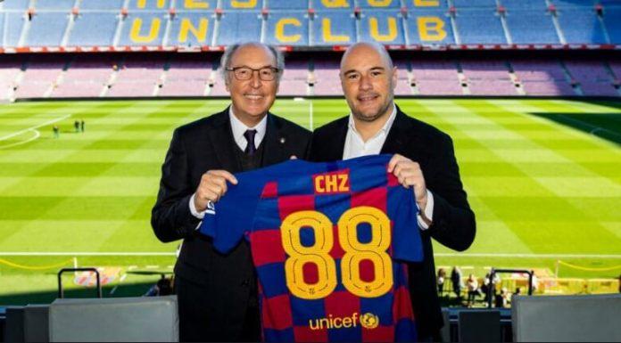 Chiliz Barcelona