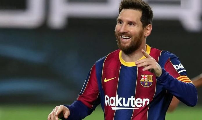¿Cuántos Goles lleva Messi esta Temporada?
