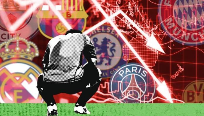 El fútbol y la crisis post-Covid, todos los clubes lloran