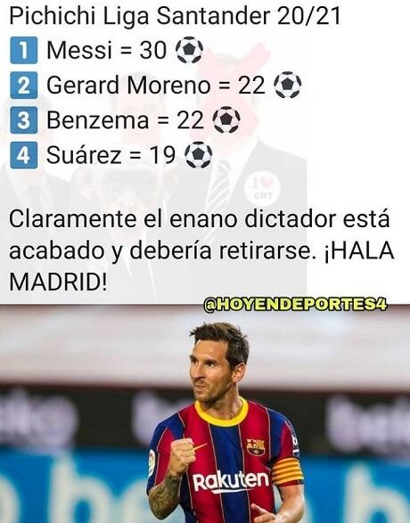 Memes Barcelona-Celta 2021