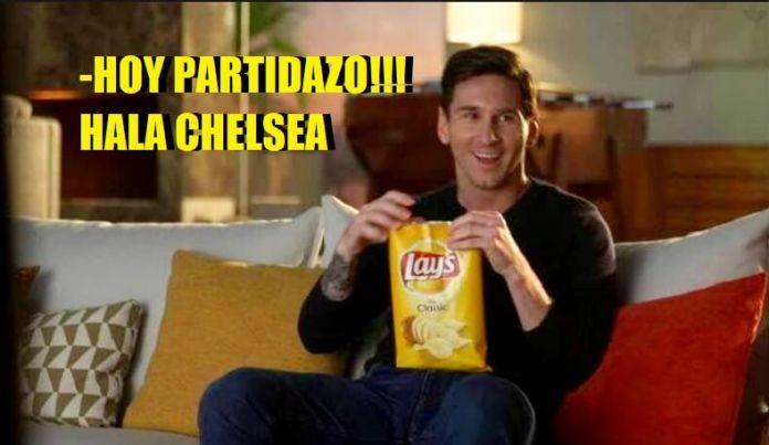 Memes Chelsea-Real Madrid Champions 2021