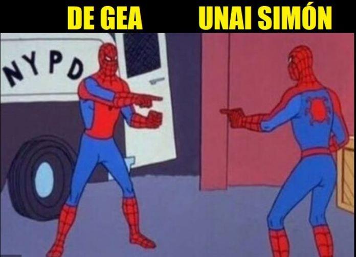 memes unai simon
