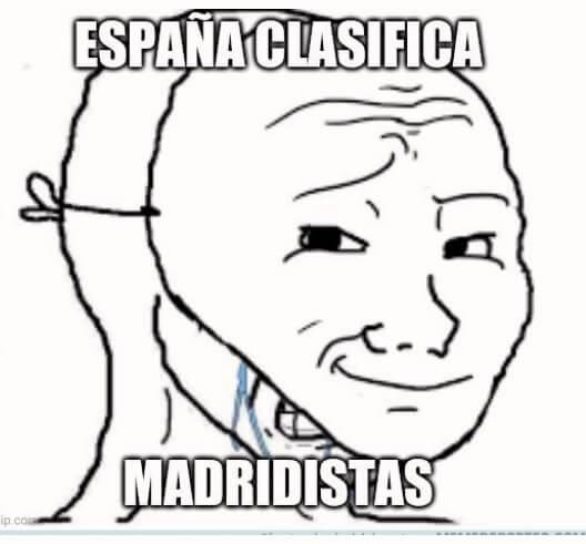 Memes Croacia-España Eurocopa 2021