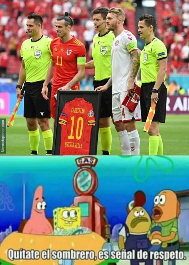 Memes Octavos Eurocopa 2021