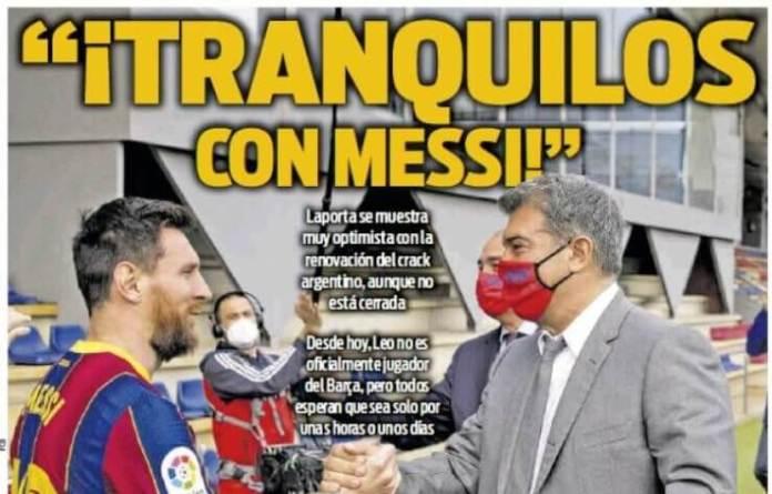 Portadas Diarios Deportivos Jueves 1/7/2021