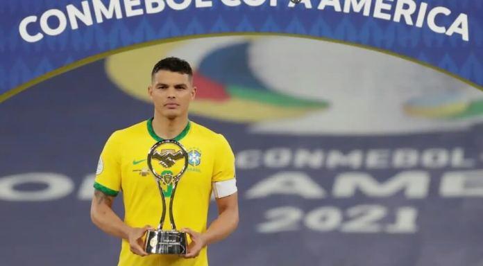 Brasil Premio Fair Play Copa América 2021