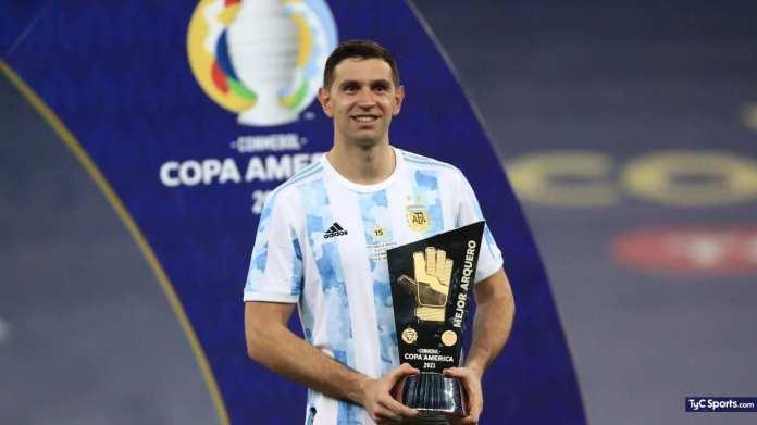 Mejor Portero de la Copa América 2021