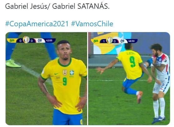 Memes Cuartos Copa América 2021